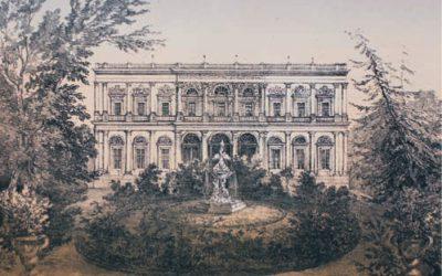 Historias Serranas: José de Salamanca y Mayol
