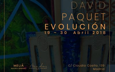 The Balcony Art : Exposición de David Paquet