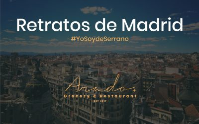 Buscamos los mejores retratos de Madrid